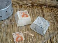 Schafmilch-Pyramide der Fromagerie Marty