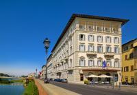 St. Regis Hotel Florenz Exterior