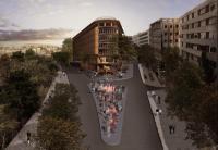 St. Regis Istanbul rendering, Bildquellen Starwood Hotels & Resorts