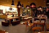 """Für das moderne Gastronomiekonzept der """"Churrascaria"""" mit seiner Kombination aus urbanem Lifestyle und rustikalem Steakhouse zeichnet der Gastronomieexperte Pierre Nierhaus verantwortlich /  Pressefoto: ©emrich CREATIV"""