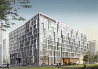 Steigenberger Berlin: Hotel Am Kanzleramt von außen, Illustartion; Bildquellen    STEIGENBERGER HOTELS AG