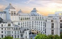 Das Steigenberger Grandhotel in Brüssel