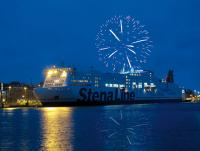 Die Stena Scandinavica zu Silvester / Bildquelle: Stena Line Scandinavia AB