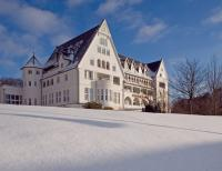 Strandhotel Glücksburg - das Schlosshotel in weiß ander Ostsee; Bildquelle Rausch PR