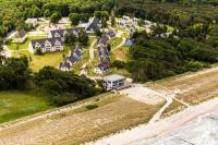 Luftaufnahme vom StrandResort Markgrafenheide, gleichzeitig Bildquelle
