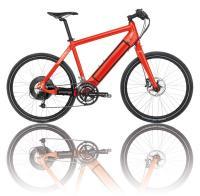 the Stromer e-bike