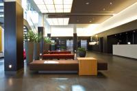 Lobby des Novotel Karlsruhe