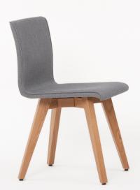Sitzkomfort hoch zwei durch Schalensitz und Vollpolster: Lotte