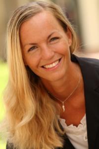 Susanne Turowski ist die neue Hoteldirektorin der Zweiten Heimat in St. Peter-Ording. Quelle: Privat