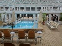 Swimming-Pool auf der MS Europa / Bildquelle: Sascha Brenning - Hotelier.de