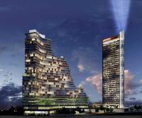 Grafik vom Swissôtel Baku / Bildquelle: Swissôtel Hotels & Resorts