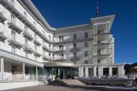 Steigenberger Grandhotel Bélvedère, Davos - Außenansicht