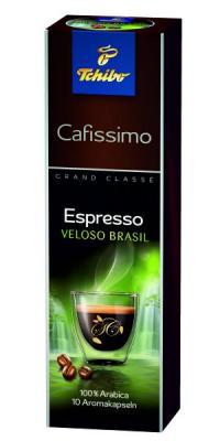 Tchibo Cafissimo Grand Classe Veloso Brasil