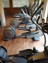 Die Technogym Excite Geräte im 5-Superior-Sterne-Hotel InterContinental Berchtesgaden Resort