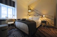 Mit STR® (Shortest Time Renovation) verwandelte der Generalunternehmer Tenbrink die 192 Zimmer und Suiten des Le Méridien Nürnberg in der Rekordzeit von nur 79 Tagen in elegante Wohlfühloasen / Bild: Tenbrink. Fotograf: Soenne, Aachen
