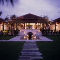 The Nam-Hai Pool Villa Courtyard