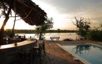 Hippo Point mit eigenem Pool / Bildquelle: Alle The Retreat Selous