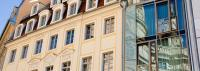 Aparthotels An der Frauenkirche in Dresden / Bildquelle: The Living Hotels