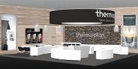 So sieht der neue Messestand von Thermoplan aus / Bildquelle: Thermoplan AG