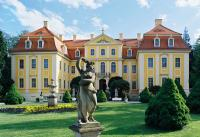 Barockschloss Rammenau Foto: Manfred Lohse