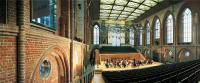 Konzertsaal in der Neubrandenburger Marienkirche, Mecklenburgische Seenplatte (TMV/Werk3)