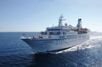 Die Astor auf winterlicher Reise in die Karibik / Bildquelle: Alle TransOcean Kreuzfahrten