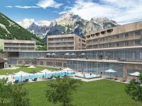 Außenansicht Travel Charme Bergresort Werfenweng, Bildquelle TAC Informationstechnologie GmbH