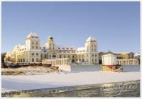 Das 5 Sterne Hotel Travel Charme Kurhaus Binz / Bildquelle: Alle Escapio GmbH