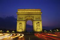 Paris: In Europa eine der großen Destinationen