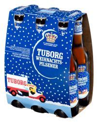 Tuborg Weihnachtspilsener / Bildquelle: Carlsberg Deutschland GmbH