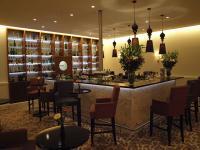 Die sehr stilvolle 'Bar Cubanze' in der Hotellobby