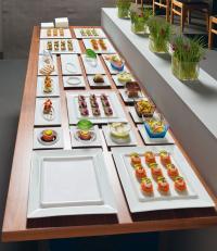 VEGA Moonscape - Das perfekte Büffet fuer Gastronomie und Hotellerie / Bildquelle: VEGA Vertrieb von Gastronomiebedarf GmbH