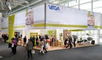 VEGA mit frühlingsfrischem Auftritt auf der Internorga 2011 / Bildquelle: VEGA Vertrieb von Gastronomiebedarf GmbH