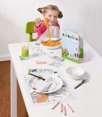Kinder-Serie 'Kleckerbande' / Bildquelle: Alle VEGA Vertrieb von Gastronomiebedarf GmbH