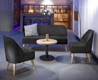 Skandinavisch angehaucht: Retro-Möbel-Serie LASSE