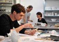 Ideenschmiede: Gemeinsam mit international renommierten Designern entwickelt VEGA unter dem Markenzeichen Creation by VEGA hochwertige und innovative Tischkultur