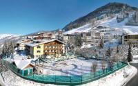 Aussenansicht mit Panorama / Bildquelle: Beide Verwöhnhotel Berghof