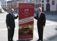 Uwe Becker und Alexander Gorjinia, Bildquelle deggau.com