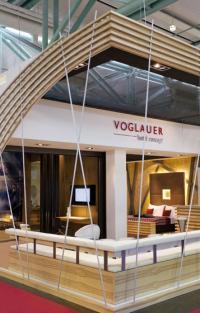 Messestand von Voglauer auf der 'Gast 2011' / Bildquelle: Alle Voglauer hotel concept