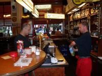 Vogt's Bierexpress in Berlin, hier 'glühen' die Bierleitungen; Bildquelle S. Brenning Hotelier.de