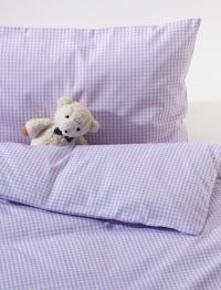 Foto B: Feinste Kinderbettwäsche aus Mako-Batist; Alle Bilderrechte Wäschekrone