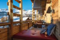 W Hotels Verbier Living Room