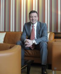 Heinz Schiebenes, Geschäftsführer des Hotels