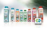 C2C-Produkte von Werner & Mertz Professional, gleichzeitig Bildquelle