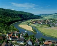 Weserlandschaft bei Ruehle, Bildquelle (c) Weserbergland Tourismus e.V