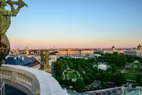 Blick auf Heldenplatz und Museen / © WienTourismus Christian Stemper