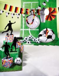 ...'und Fußball geht immer'...........