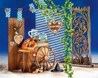 Dekoration fürs Oktoberfest..............