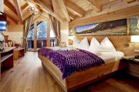 Zimmer im Wohlfühlhotel Castello Königsleiten