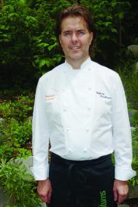 Für Wolfgang Kerschbaumer vom Restaurant La Passion zählt der Genuss in all seiner Vielfalt, eingebettet in die europäische Kultur. Bildnachweis: La Passion Vintl